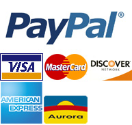 Pago cmodo y seguro con tarjeta de crdito mediante PayPal 
