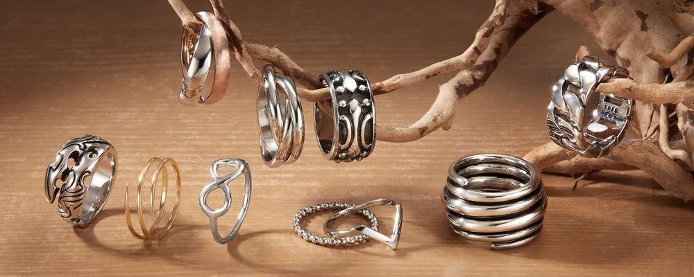 Ringe Fingerringe Bestellen Bijouteria Online Shop Auch Fur Manner