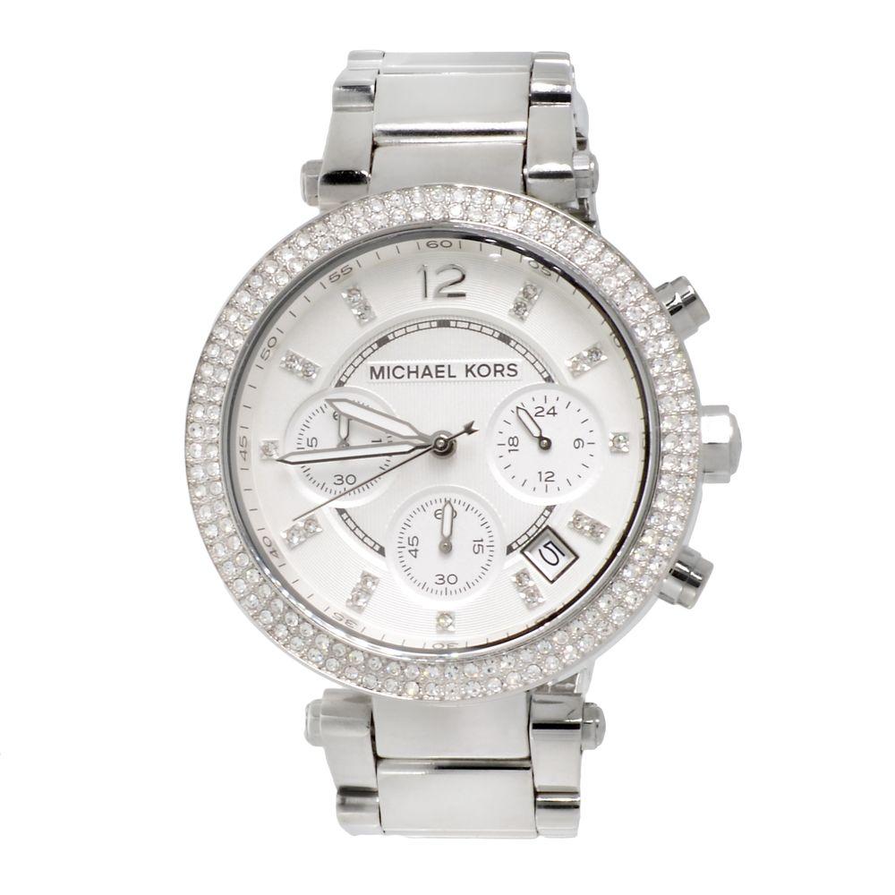 bijouteria michael kors montre wat217 montres avec cristaux. Black Bedroom Furniture Sets. Home Design Ideas