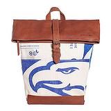 elephbo bolso Saco de cemento reciclado de plástico tejido Cuero Águila Pájaro Ave