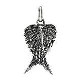 Silber-Anhänger Silber 925 Flügel Engel