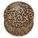 Plug Legno di cocco Pelame Manto Animal_Print