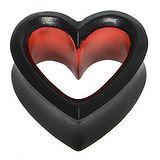 Plug Eisenholz Herz Liebe