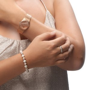 armband Zoetwaterparels Zilver 925