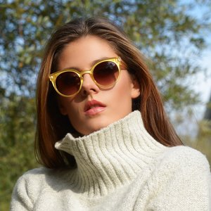 KOMONO Sonnenbrille Kunststoff Polycarbonat