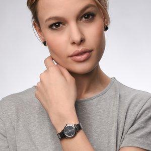 CASIO Reloj Latón Cristal mineral Acero fino