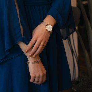 Anello Acciaio inox Rivestimento PVD (colore oro) Eterno Eterna Passante Spirale