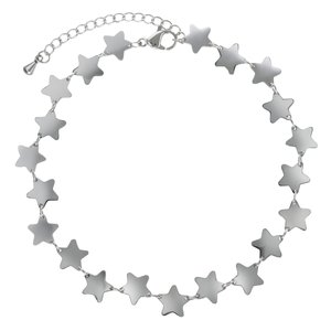 Anklet Stainless Steel Star