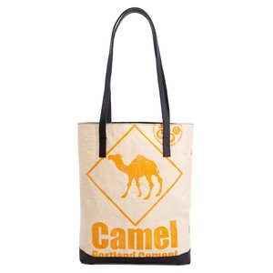 elephbo bolso Saco de cemento reciclado de plástico tejido Cuero Piel Estampado_animal Estampado_piel