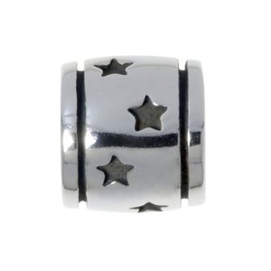 Bead Stainless Steel Star