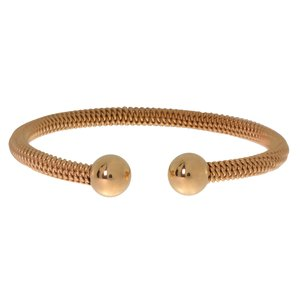 Armlet Stainless Steel Gold-plated