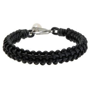 Bracelet Cuir Perles d´eau douce