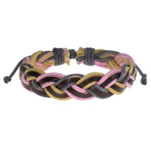 Bracelet Cuir Coton