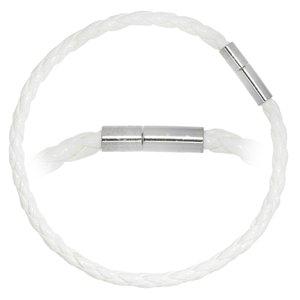 Bead bracelet PVC Stainless Steel