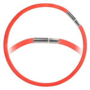 Bead-Armband PVC Edelstahl