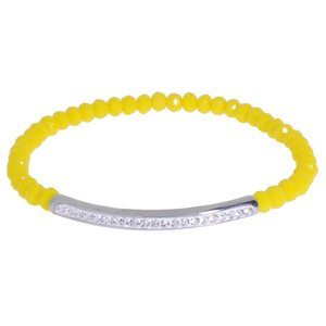 Kids bracelet Stainless Steel Crystal