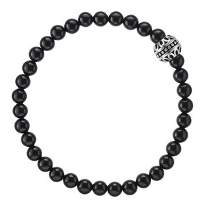 Bracelet Black onyx Stainless Steel