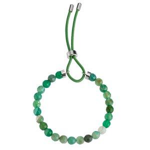 Bracelet enfants Acier inoxydable PVC Agate
