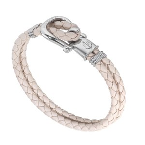 PAUL HEWITT Bracelet de plage Cuir Acier inoxydable