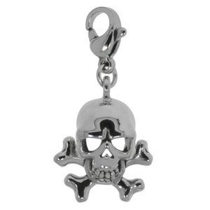Charms pendants Stainless Steel Skull Skeleton