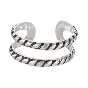 Ear clip Silver 925 Eternal Loop Eternity
