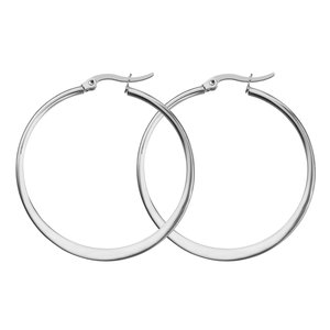 Hoops Stainless Steel