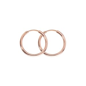 Hoops Surgical Steel 316L PVD-coating (gold color)