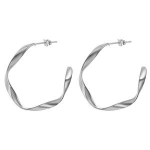 Ohrringe Chirurgenstahl 316L Spirale