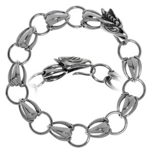 Bracelet Stainless Steel Dragon