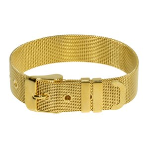 Bracelet Stainless Steel Gold-plated