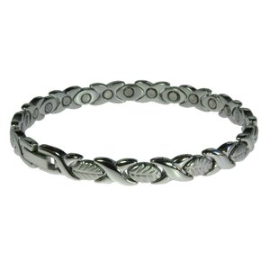 Bracelet enfants Cristal Feuille Motif_floral
