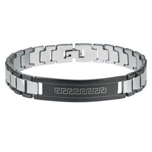 Bracelet Acier inoxydable Revêtement PVD noir