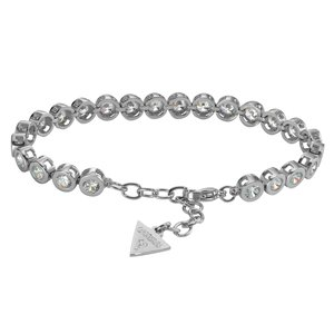 GUESS armband Staal Zirkonia