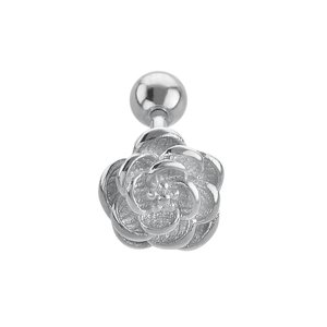 Ohrpiercing Chirurgenstahl 316L Rose
