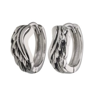 Hoops Stainless Steel Wings