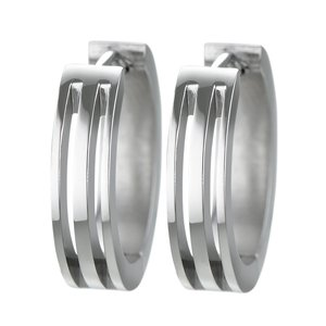 Hoops Stainless Steel Stripes Grooves Rills