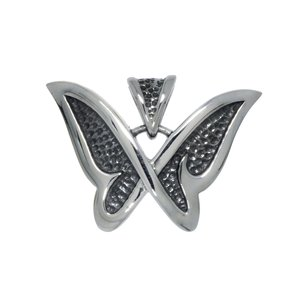 Stainless steel pendant Stainless Steel Butterfly