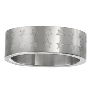 Stainless steel ring Stainless Steel Star
