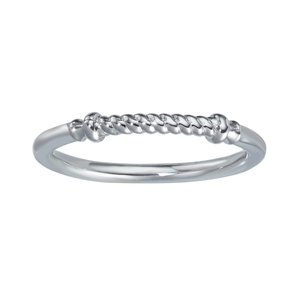 PAUL HEWITT Fingerring Stainless Steel Anchor rope ship