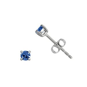 Earrings Stainless Steel Swarovski Zirconia PVC