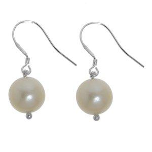 Orecchini Argento 925 Perle di acqua dolce