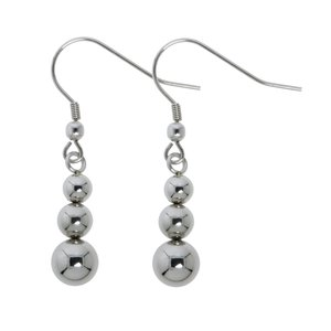 Dangle earrings Surgical Steel 316L Drop drop-shape waterdrop