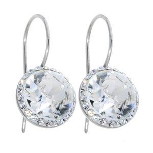 Dangle earrings Surgical Steel 316L Swarovski crystal