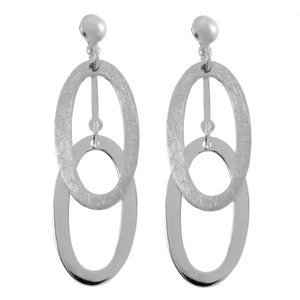 Dangle earrings Silver 925