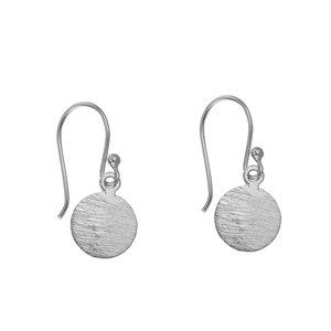 Shrestha Designs Oorhangers Zilver 925