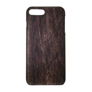 iPhone 7 Plus / 8 Plus Mobiele telefoon case Kunstleer Kunststof blad blaadje plantpatroon