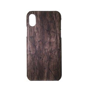 iPhone X Mobiele telefoon case Kunstleer Kunststof blad blaadje plantpatroon
