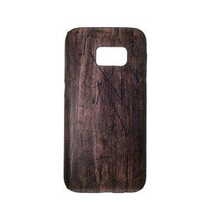 Samsung Galaxy S7 Mobiele telefoon case Kunstleer Kunststof blad blaadje plantpatroon
