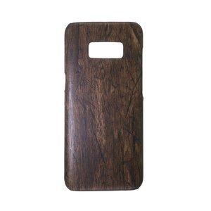 Samsung Galaxy S8 Mobiele telefoon case Kunstleer Kunststof blad blaadje plantpatroon