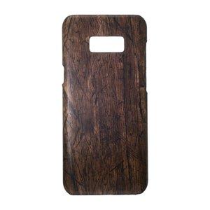 Samsung Galaxy S8+ Mobiele telefoon case Kunstleer Kunststof blad blaadje plantpatroon